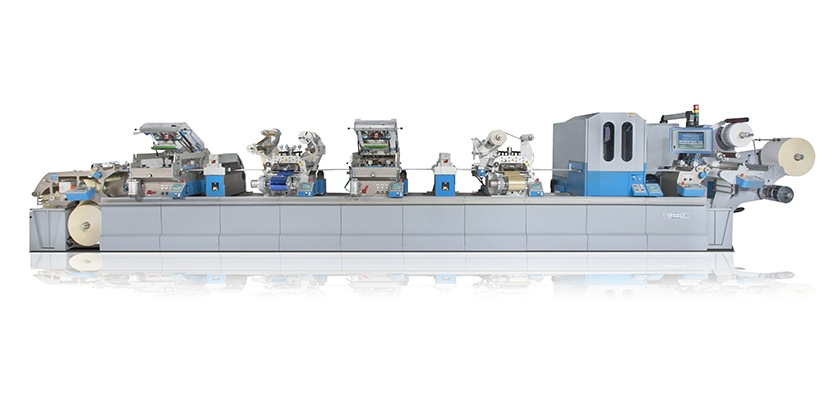 Cartes shows GT360, Gemini at Labelexpo Europe