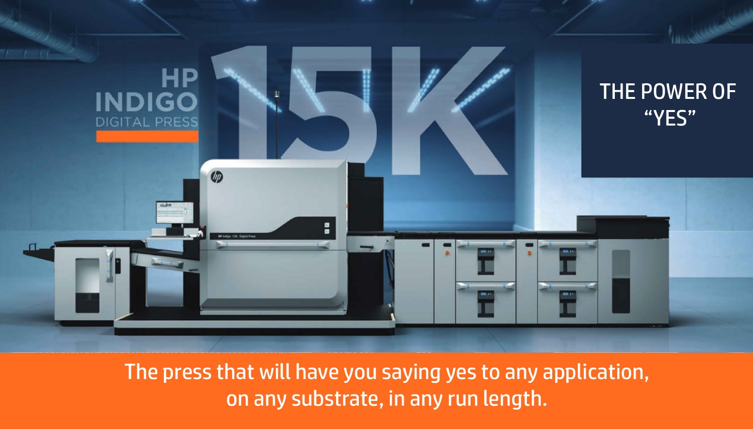 HP Indigo 15K Digital Press